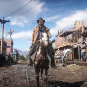 Red Dead Redemption 2 será lançado no dia 26 de outubro