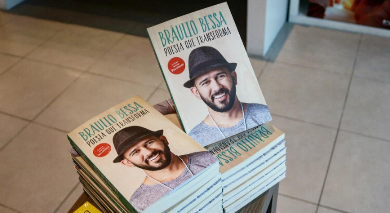 Novo livro de Bráulio Bessa já está disponível no RioMar