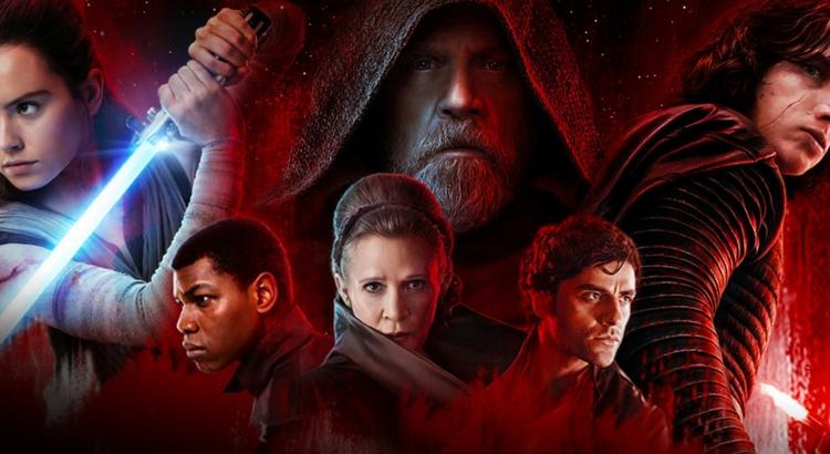 """Star Wars: Os Últimos Jedi"" estreia no Cinemark"