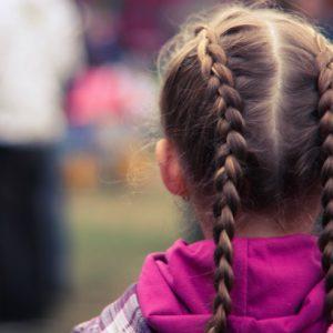 Como cuidar dos cabelos infantis?