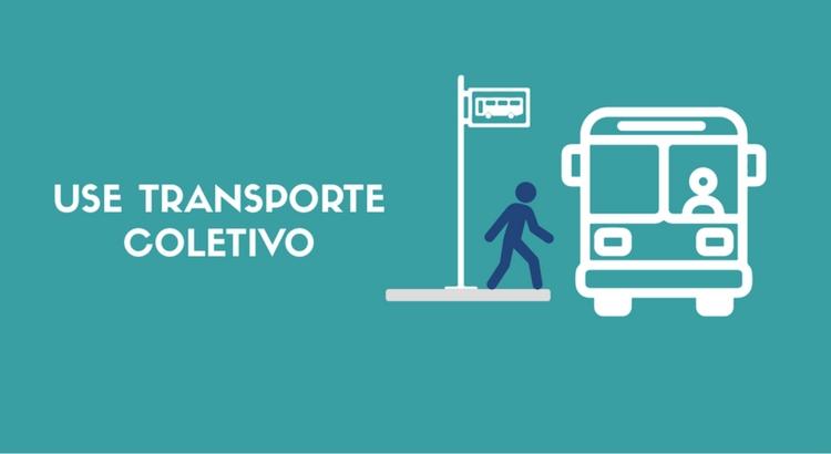 Mais transporte coletivo pela sustentabilidade