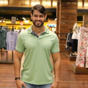 Luigi Bertolli sorteia vale-compras de R$ 500