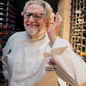Roberto Ravioli – O arquiteto dos pratos italianos