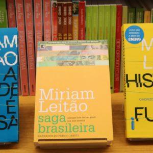 Os livros de Miriam Leitão, vencedora do Prêmio Jabuti de Literatura