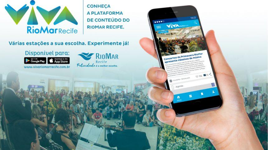 VIVA RioMar já está disponível para iOS