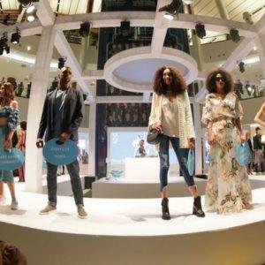 Tendências outono/inverno e aula de moda no primeiro dia do Passarela RioMar