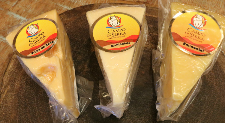 Campo da Serra investe na maturação natural dos queijos