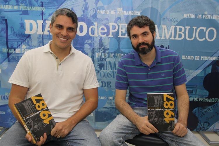 Polêmico título do Brasileiro de 87 vira livro com lançamento na Cultura do RioMar