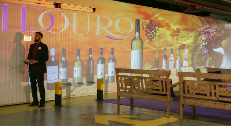 Ridouro apresenta espumante Maria Izabel no Wine Experience