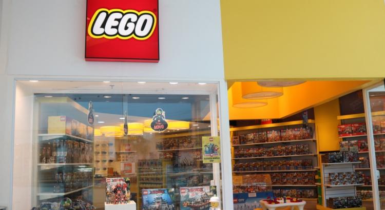 Lego promove campanha de Dia das Crianças