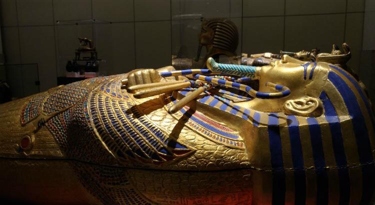 Museu traz cultura egípcia para o RioMar
