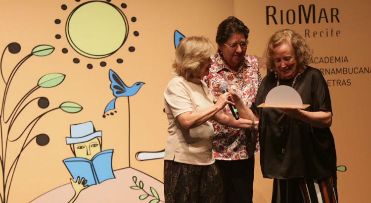 As mulheres da obra de Luzilá Gonçalves no primeiro dia do Festival de Literatura