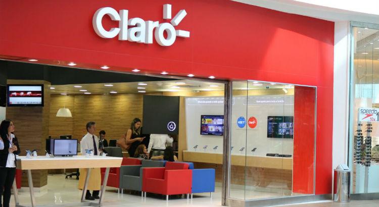 Claro inaugura primeira loja em Pernambuco com degustação digital