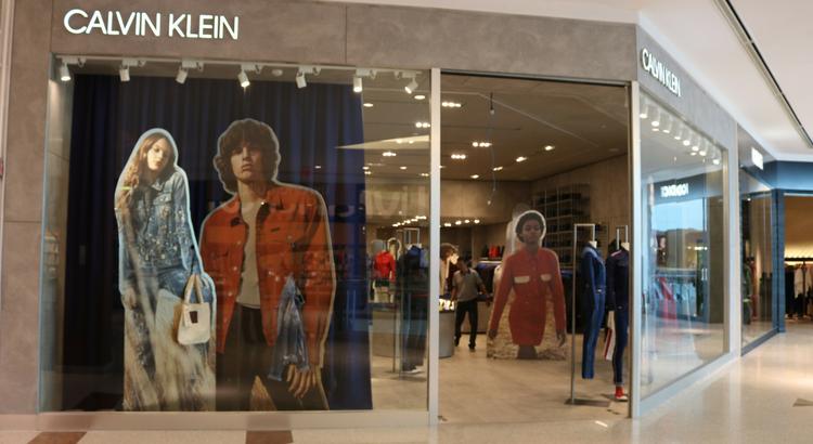 a77ed2cb1cc1c Calvin Klein inaugura primeira lifestyle store no Nordeste   RioMar ...