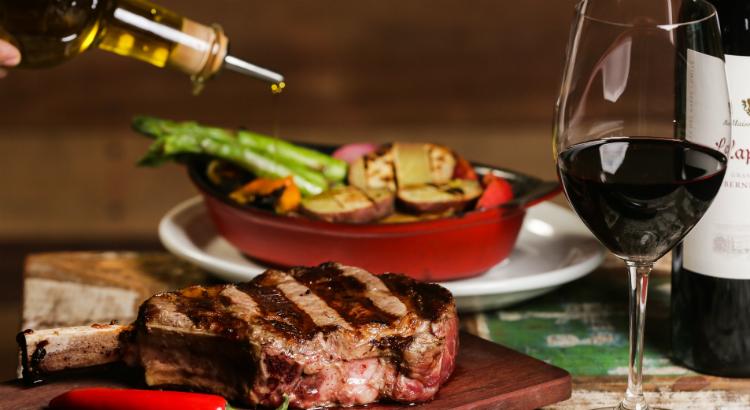 Aromas e Vinhos: Pobre Juan harmoniza carne nobre com tinto