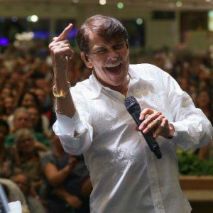 Dia dos Avós com Adilson Ramos no RioMar Recife
