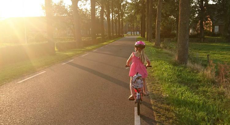 Crianças mais ativas e saudáveis durante as férias