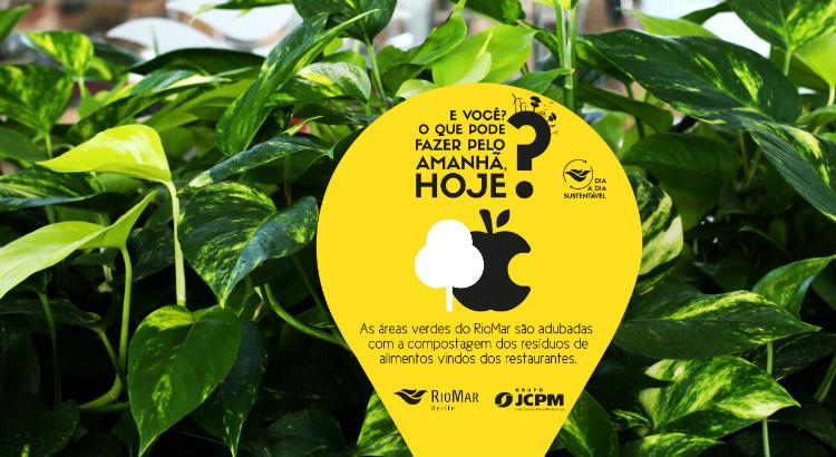 RioMar Recife adota sustentabilidade para as suas ações
