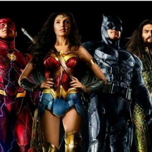 Liga da Justiça tem pré-estreia no Cinemark