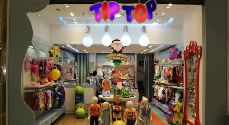 Tip Top lança promoção natalina