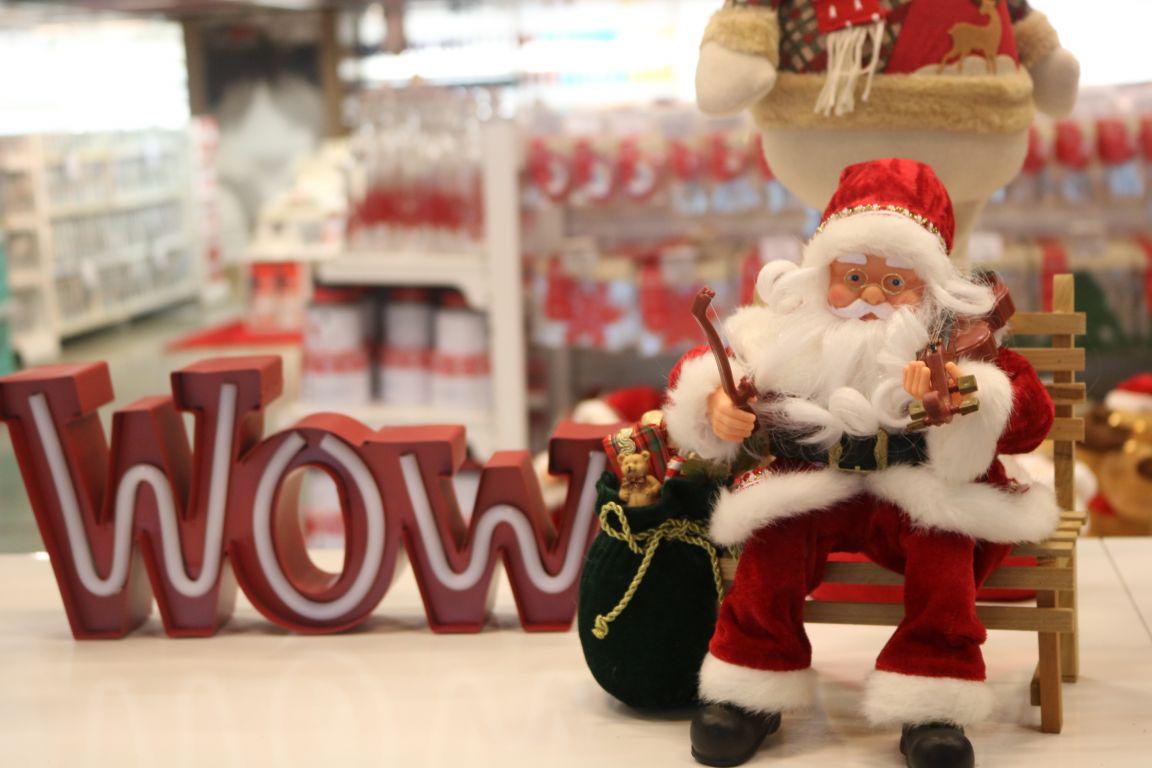 Natal da Etna oferece boas ofertas; veja alguns produtos