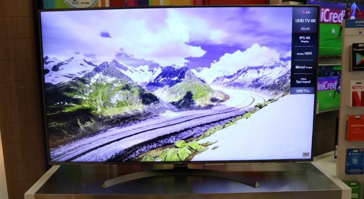 Hora de aproveitar as ofertas para garantir a TV para os jogos do Brasil
