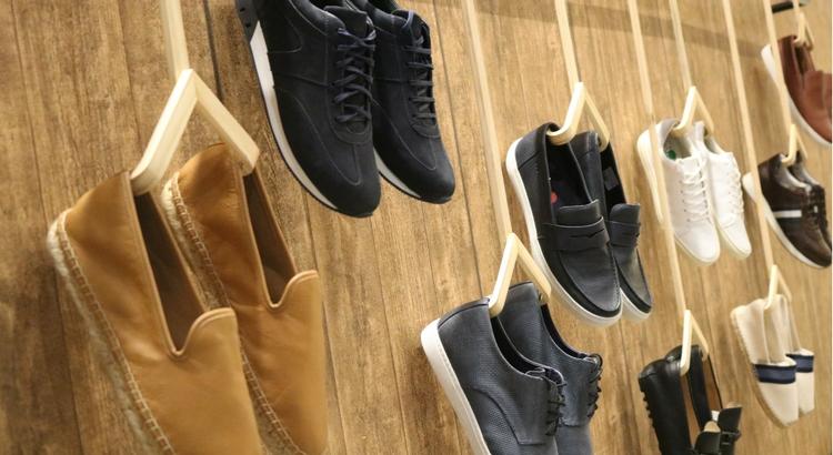 Noha oferece descontos de até 50% nos calçados