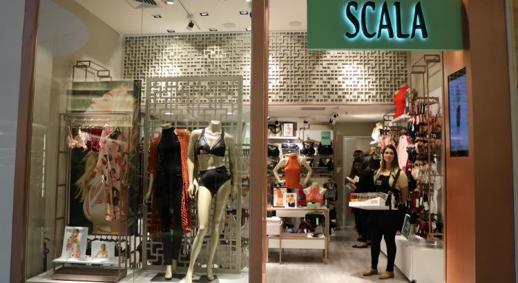 Scala inaugura nova loja no RioMar Recife