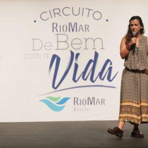 Nutrição funcional e infantil foram destaque da abertura do RioMar De Bem com a Vida