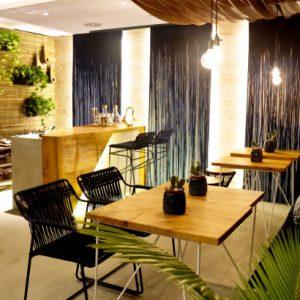 Mar é inspiração para o Bar da Praia no RioMar Casa 2018