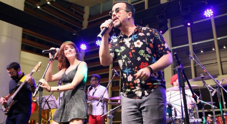 Feriado no RioMar Recife é de música e animação com Bailinho Maravilha