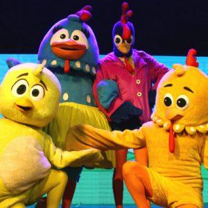 Shows para todas as idades na Temporada de Férias do RioMar