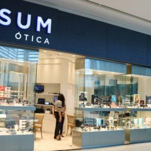 Ótica Visum inaugura no RioMar Recife