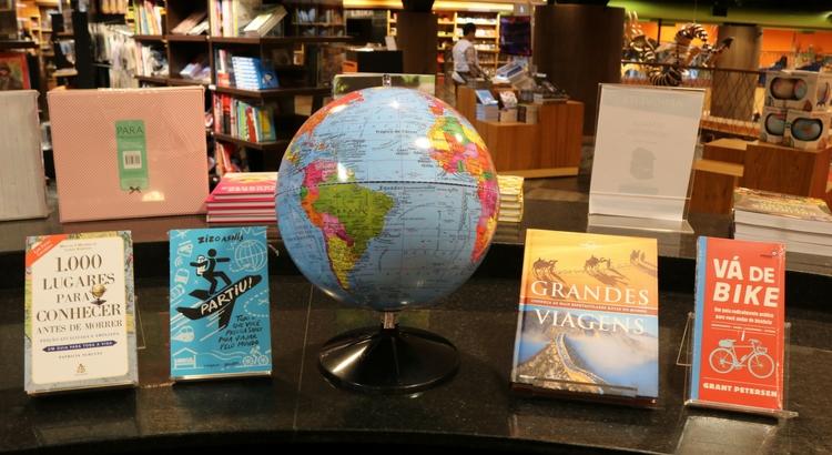 10 livros para você escolher o melhor destino antes de viajar