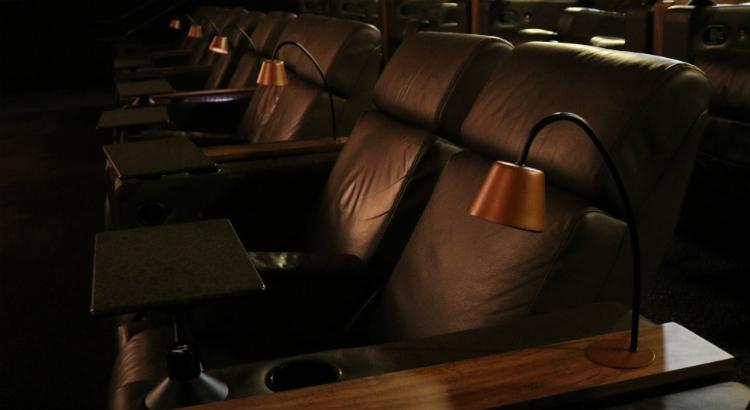 Salas prime do Cinemark unem o conforto ao lazer
