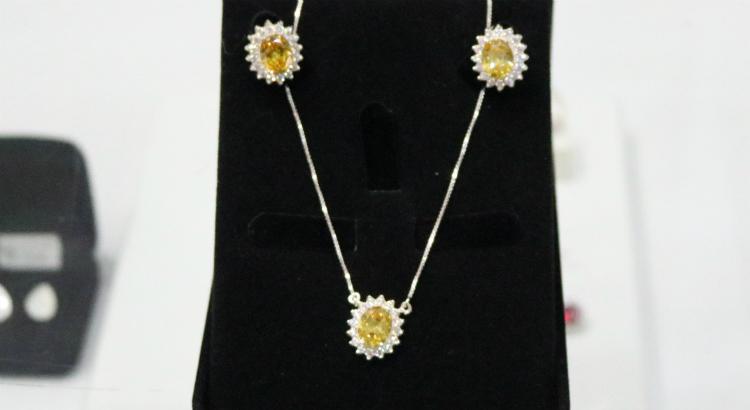 Amarelo é destaque da campanha de primavera da Prata Rara