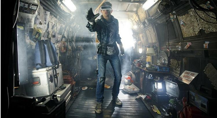 Jogador Nº 1 traz universo dos gamers para a telona no Cinemark