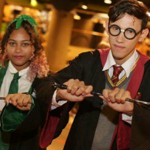 Pottermaníacos invadem a Livraria Cultura em evento especial