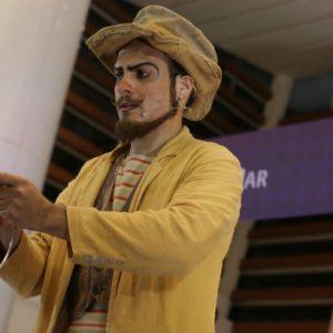 Fim de semana tem mágica, circo e muito mais no RioMar