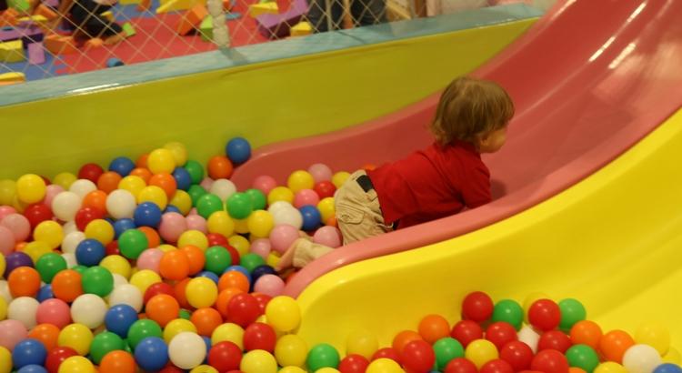 Gamebox: um lugar seguro e divertido para os pequeninos