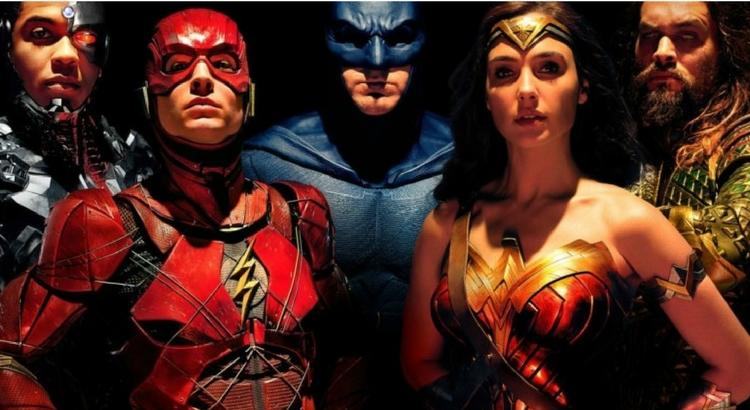 Liga da Justiça: uma das estreias mais aguardadas do Cinemark