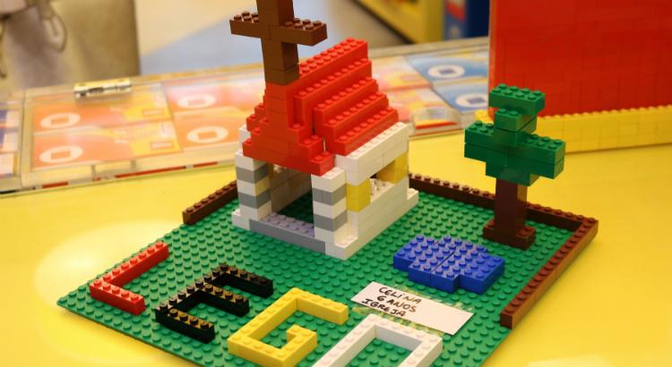 Campanha Criação Lego estimula a criatividade das crianças