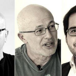 Marcelo Tas, Silvio Meira e Teco Sodré debatem sobre transformação digital
