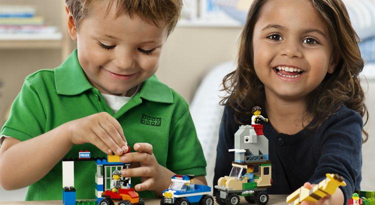 Acaba de chegar novidade na Lego do RioMar