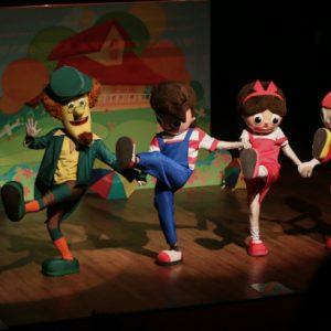 Últimos ingressos para o musical do Sítio do PicaPau Amarelo