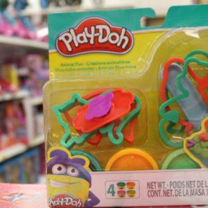 Massinhas de modelar: brincadeira e estímulo para os pequenos