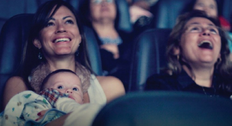Pra anotar: próxima sessão do CineMaterna acontece no dia 9 de agosto