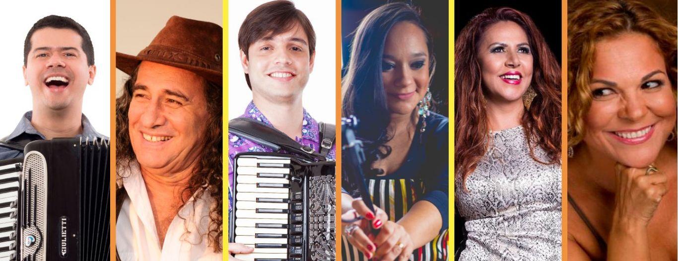 Junho tem mais uma edição do RioMar Forró e Tradição; veja programação