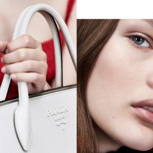 Prada lança novo modelo de bolsas Monochrome
