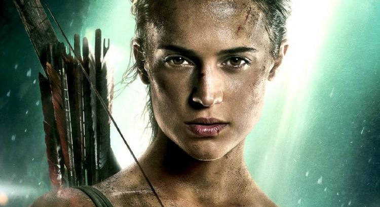 Tomb Raider – A Origem entre as estreias no Cinemark